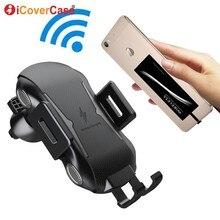 Для Samsung Galaxy J4 J4 + J6 + J6 Plus J8 J5 J7 Prime J2 Pro 2018 Беспроводное зарядное устройство зарядный чехол Qi приемник автомобильный держатель для телефона