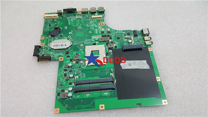 Placa base Original para ordenador portátil MSI A6000 A6200 GE620DX MS-168C1 probado y funcionando perfectamente