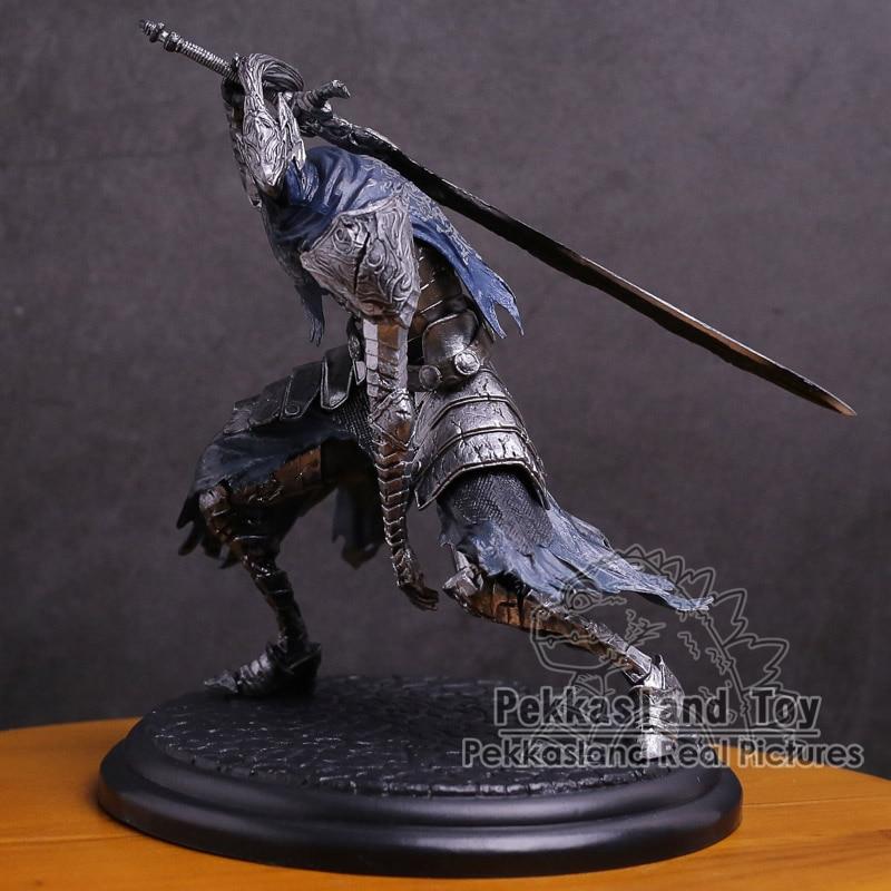 Dark Souls Faraam Ritter/Artorias Die Abysswalker PVC Figure Sammeln Modell Spielzeug 2 Styles