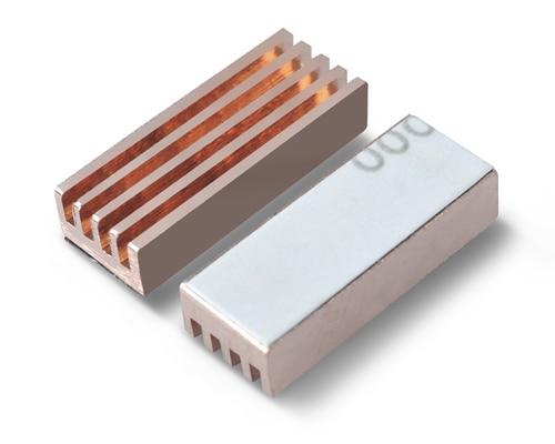 8pcs/lot, copper ram heatsink box graphics card ram heatsink, PcCooler  MC-200
