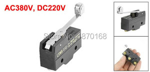 10Pcs Rotary rol engsel tuas mikro Switch dasar LXW5-11G1