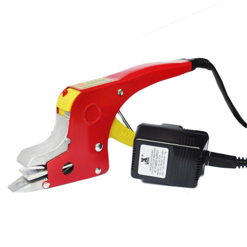 1PC 220V Electric Strapping Welding Tool Equipment PP Straps Manual Packing Machine For Carton Seal/