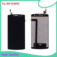 100% Tested LCD Display For M4 SS4040 S4040 4040 DJN 15-22251-44501 Touch Screen Black Color Mobile