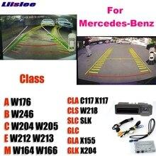 Interfejs kamery cofania kopia zapasowa oryginalna aktualizacja monitora dla Mercedes Benz MB A B C C CLS SLC SLK GLC GLA GLK NTG SYSTEM