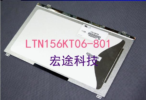 LTN156KT06-801 pantalla LCD del ordenador portátil 1600*900 HD + LVDS 40Pin nuevo Original