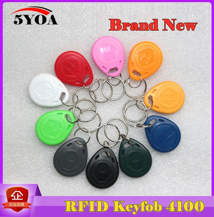 Брелок для ключей 5YOA EM4100, 125 кГц, 10 шт.