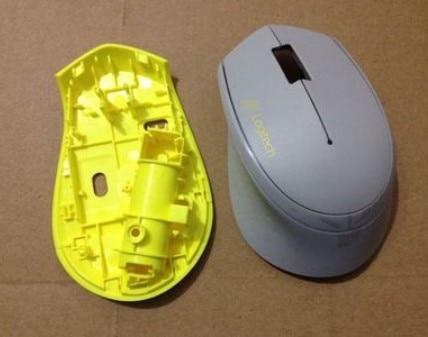 1 ensemble boîtier de souris coque de souris dorigine pour Logitech M275 M280 M330 housse de souris véritable