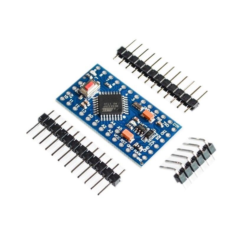 Pro Mini versión mejorada ATMEGA328P 5V/16M medios interactivos para Arduino