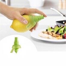 Товары для кухни гаджеты распылитель для лимона фруктовый сок цитрусовый лимон апельсиновый сок Лимон Соковыжималка спрей кухонные аксессуары