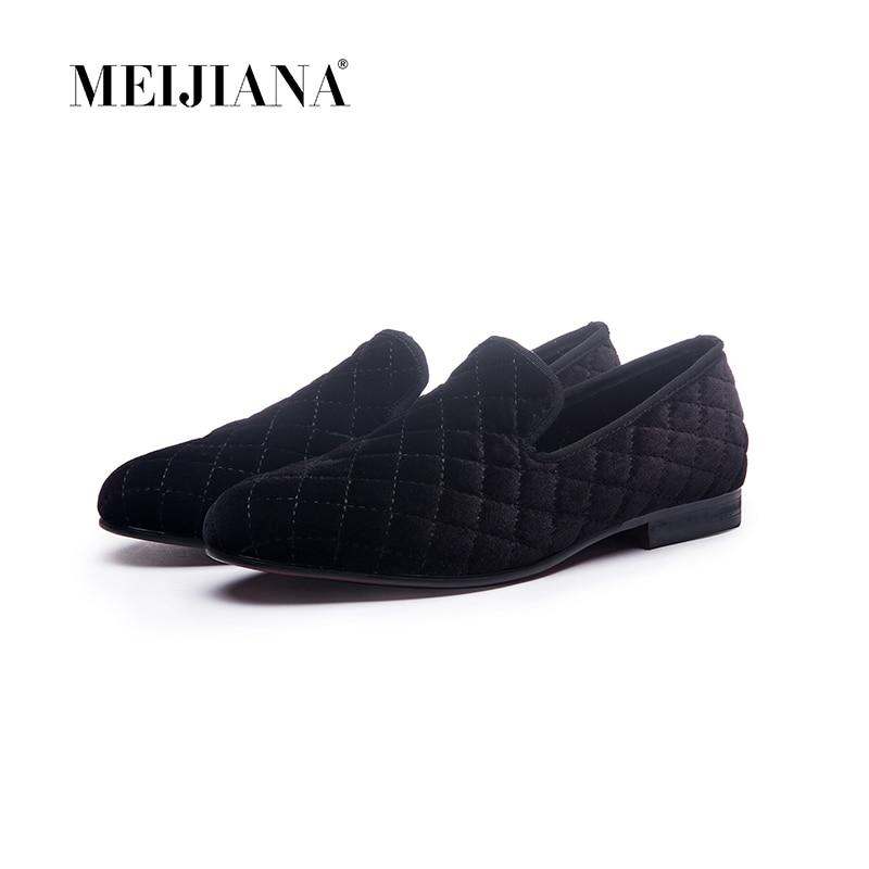 حذاء موكاسين فاخر للرجال ، حذاء موكاسين أبيض مخطط ، صناعة يدوية ، مقاس كبير ، مسطح ، 2019