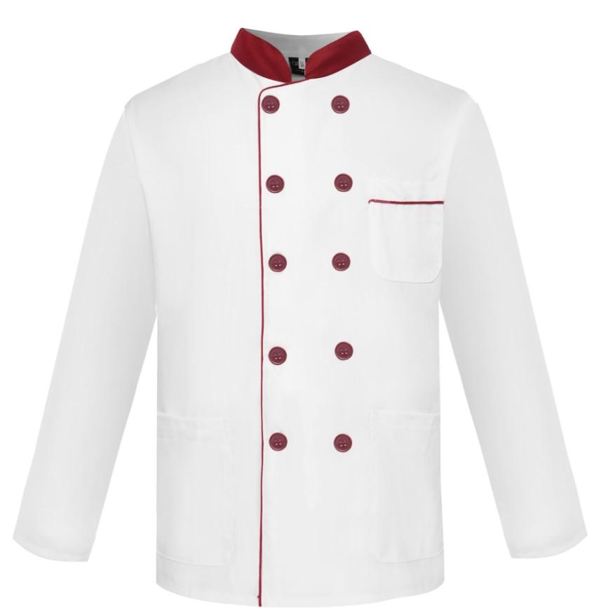Одежда шеф-повара, летняя дышащая тонкая кухонная белая одежда шеф-повара, магазин тортов, одежда шеф-повара