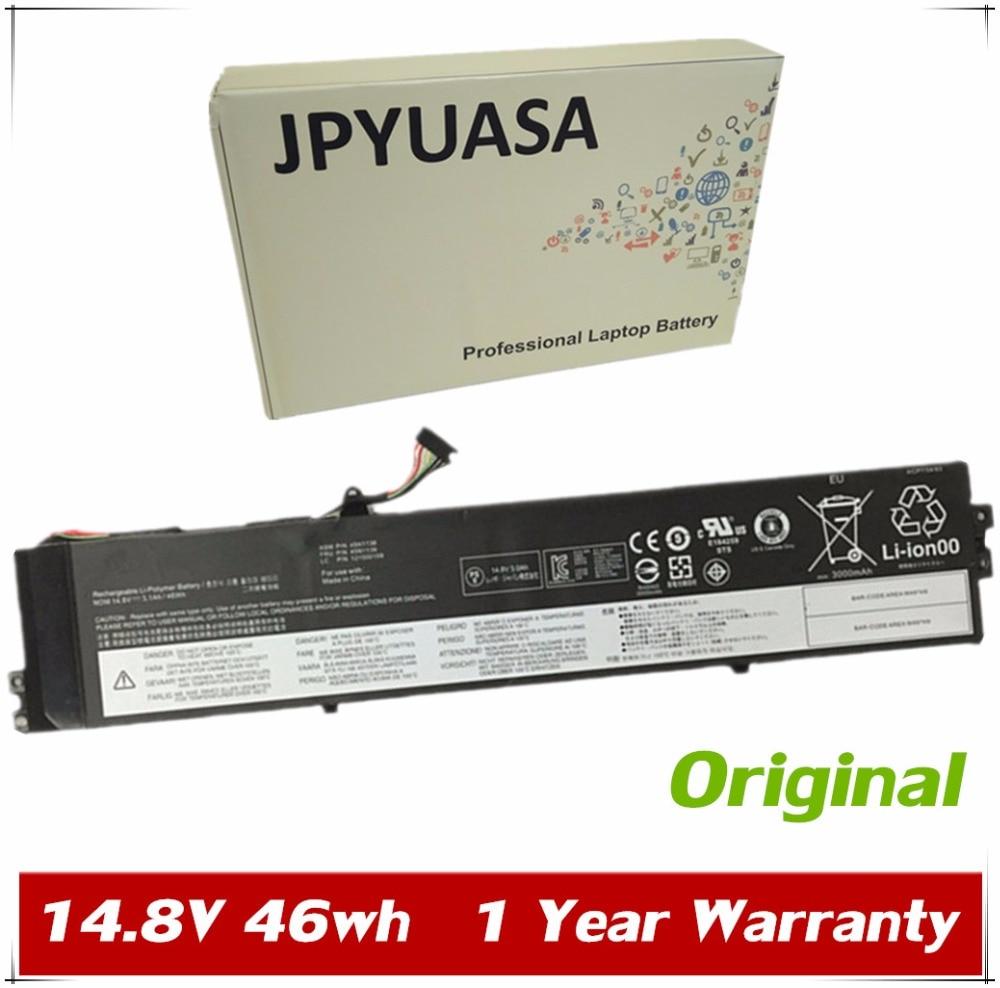 7XINbox 14.8V 46wh Original 45N1138 Laptop Battery For Lenovo ThinkPad S440 V4400u 45N1138 45N1140 45N1139 45N1141 121500158