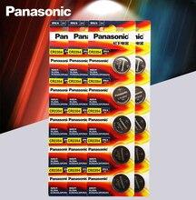 20 pc/lot batterie dorigine Panasonic voiture télécommande clé 3 V Li batterie CR2354 bouton batterie instrument et compteur batteries