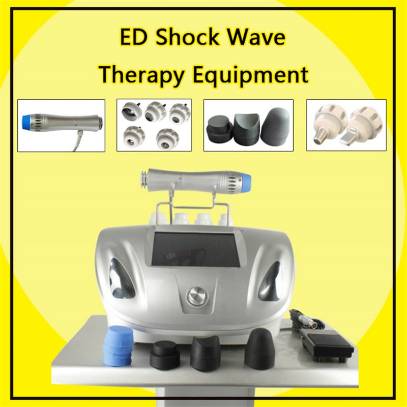 Orthopaedics Acoustic Shock Wave Zimmer Shockwave Therapy Machine Function Pain Removal EDSWT For Urology