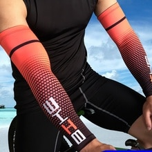 Été Camping cyclisme manches Anti-UV bras couverture bras manches pour bras tuyaux Volleyball poignets course Baseball Golf