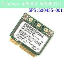 Atheros AR9380 AR5BHB112 WLAM 2.4G/5G SPS 630435-001 carte WiFi carte réseau sans fil LAN