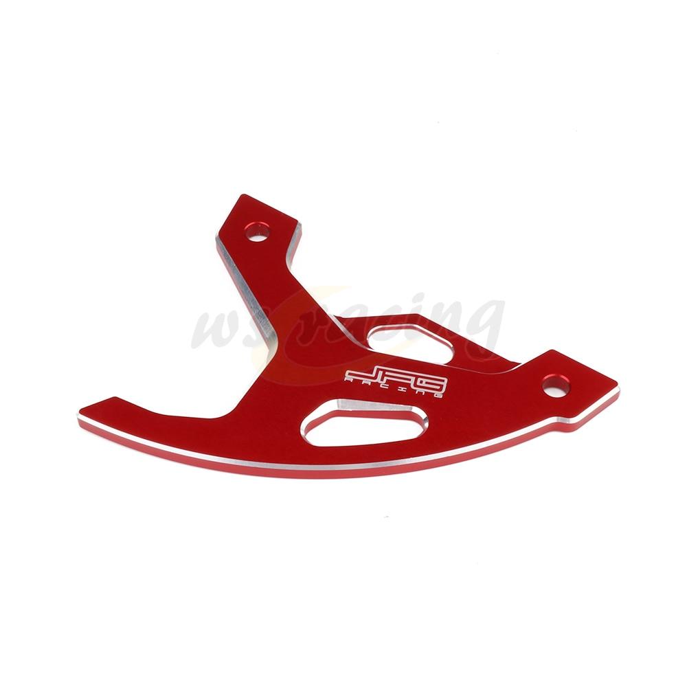 Tampa Do Disco De Freio Traseiro vermelho Guarda Proteção Para HONDA XR650L XR250R XR400R XR 400R 600R XR XR 250R XR600R