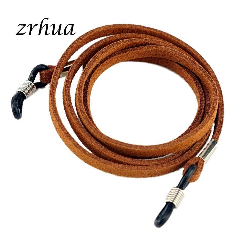 Zrhua novo design de alta elasticidade óculos de sol cordão pulseira colar óculos corrente cabo leitura óculos cinta decoração