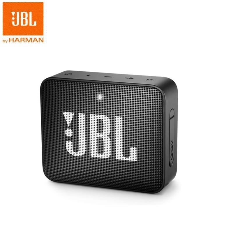 JBL Gehen 2 Mini Tragbare Drahtlose IPX7 Wasserdichte Bluetooth Lautsprecher mit Subwoofer Bass Wirkung