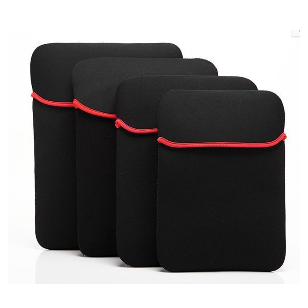 Funda para tableta 7 / 8/9/9,7/10 /12 /13 /14 /15 pulgadas Bolsa de neopreno funda protectora para tabletas PC maletín para ordenador portátil