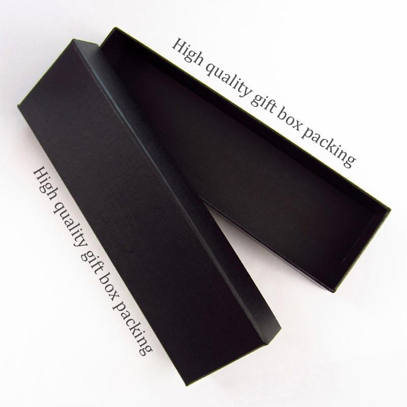 2019 5.5cm Slim Tie for Men Narrow Simple Black Grey Casual Wear Neck Tie Microfiber Waterproof Mens Ties with Gift BOX Packing