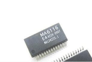 10 piezas MA6116 MA6116A SSOP-28 100% nuevo