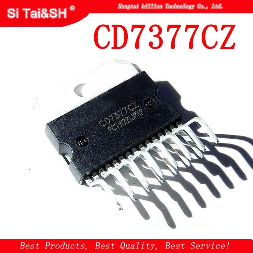 1 pièces/lot CD7377CZ ZIP CD7377 ZIP-15 TDA7377 amplificateur Audio puce IC intégration