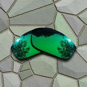 Jade Green Sunglasses Polarized Replacement Lenses for Oakley Flak Jacket