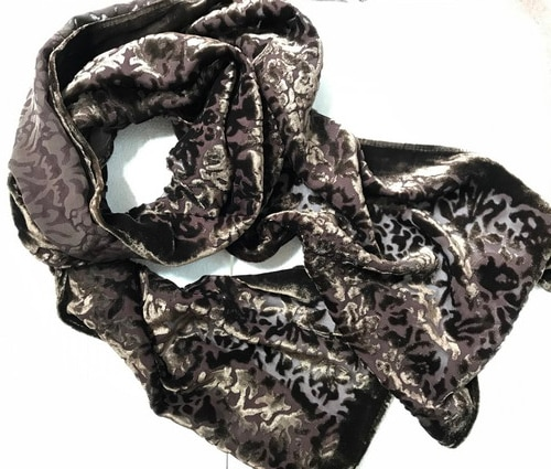 silk velvet scarf women girl Clearance sale mixed 20pcs/lot #4049
