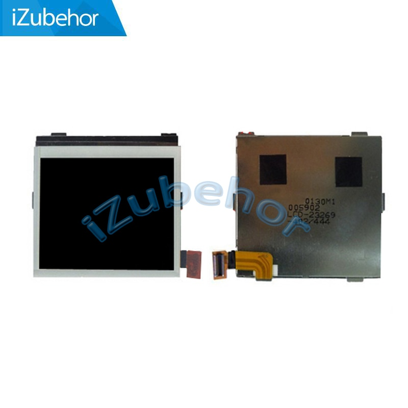 100% pantalla LCD blanca original usada para Blackberry Bold 9780 9700 402/444 por envío gratis; 5 unids/lote
