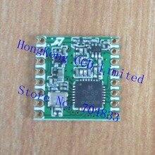 Module émetteur-récepteur de fréquence RFM69HCW 100nW 433/868/915 MHZ peut être sélectionné