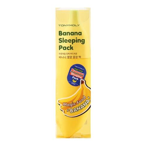[TONYMOLY] Magia Pacote Dormir de Banana Alimentos 85 ml/Concentrado hidratante efeito