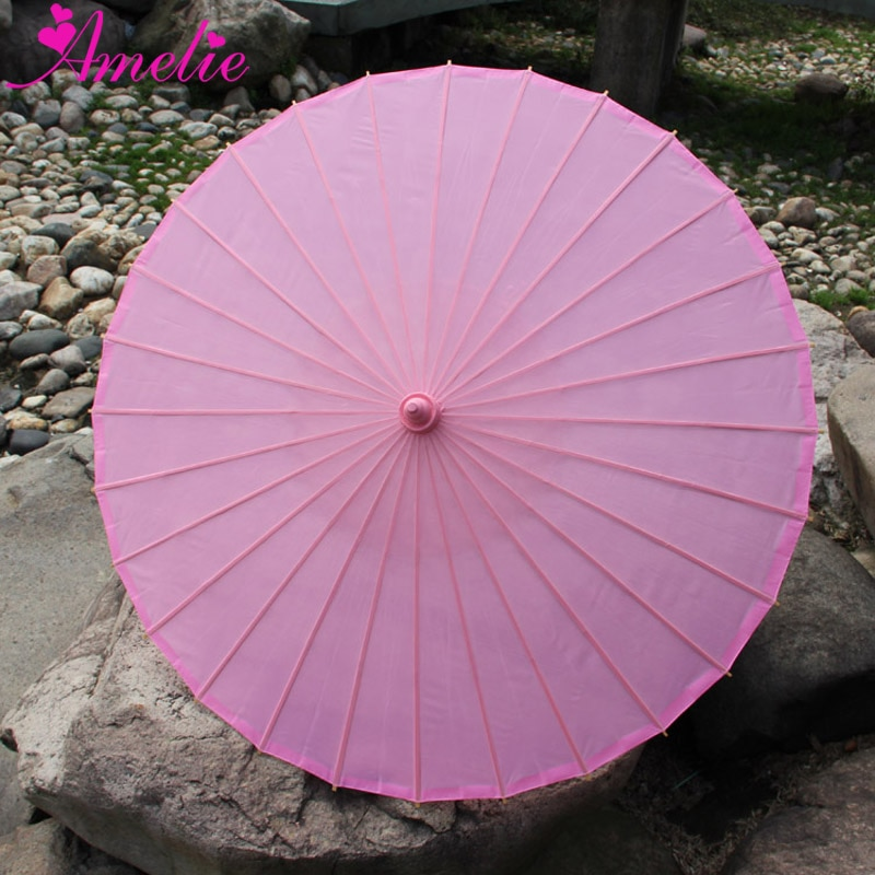 Зонт Свадебный из шелковой ткани для взрослых 1 шт./лот|Свадебные зонтики| |