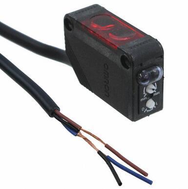 Miniatura interruptor fotoelétrico E3Z-R81
