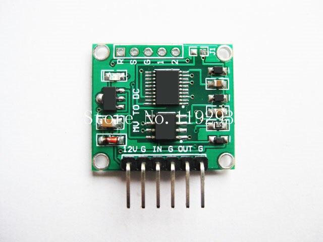[[BELLA]Millivolt voltage 70mV turn turn 0-5V 0-10V linear conversion transmitter module--5PCS/LOT