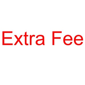 Extra Fee for The Balance of Your Order Shipping Cost