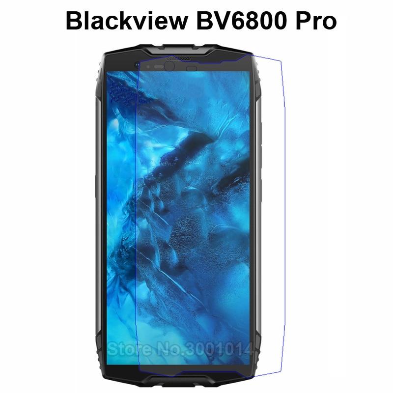 Blackview a BV6800 Pro IP68 Protector de pantalla película protectora del teléfono móvil de vidrio templado para Blackview BV6800 Pro 5,7 caso de vidrio
