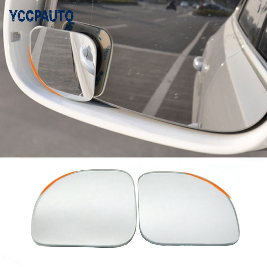 Espejo retrovisor de seguridad para motocicleta y coche, accesorio de espejo retrovisor...