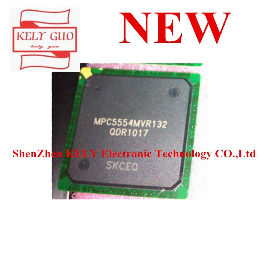 Microprocesador 100% nuevo original MPC5554MZP132 MPC5554MZP MPC5554 microprocesador BGA chipset