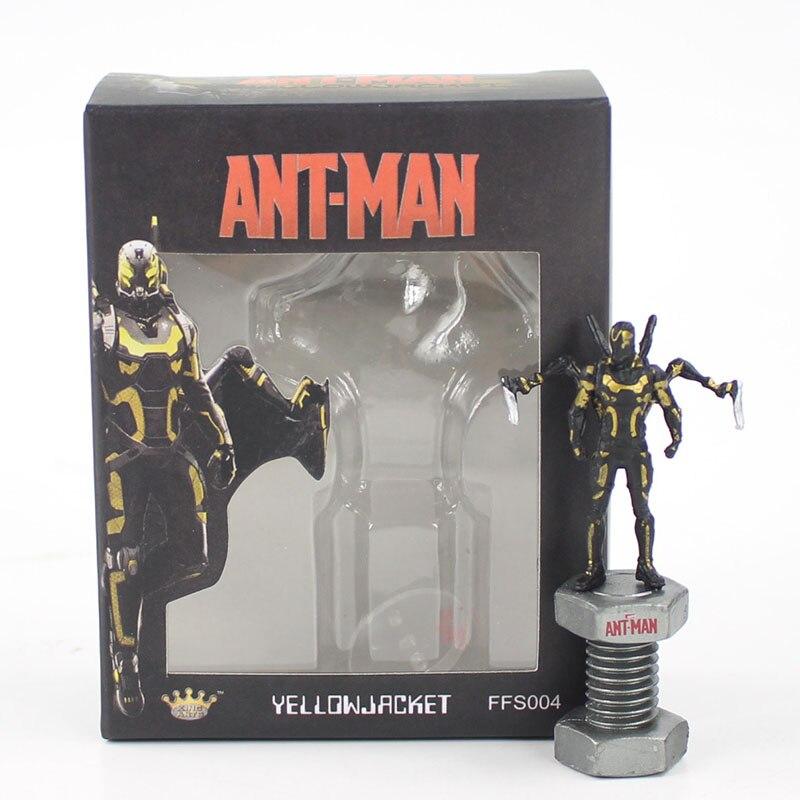 7 Sty6.5cm Anime naruto figura de acción SHF Ant Wasp hombre avispones Guerrero figura de acción muñeca modelo de juguete para niños regalos de navidad