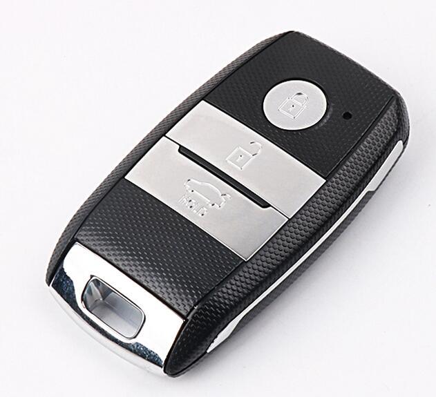 Coque de clé intelligente   Pour Kia K5 KX3 K4, Sorento Sportage, boîtier de remplacement pour clé intelligente