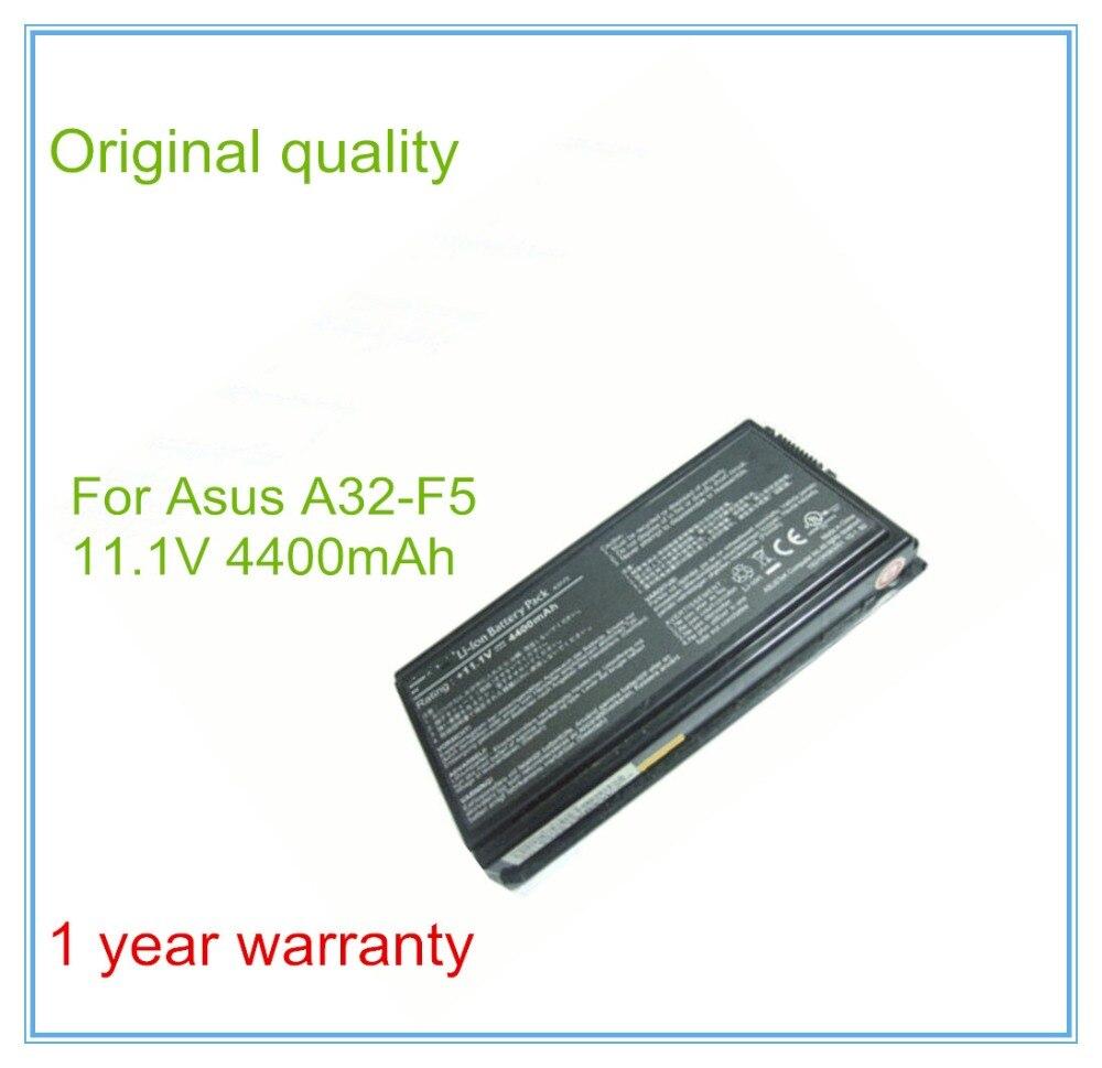 4400mAh nuevo Original A32-F5 batería del ordenador portátil para F5 F5N F5SL...