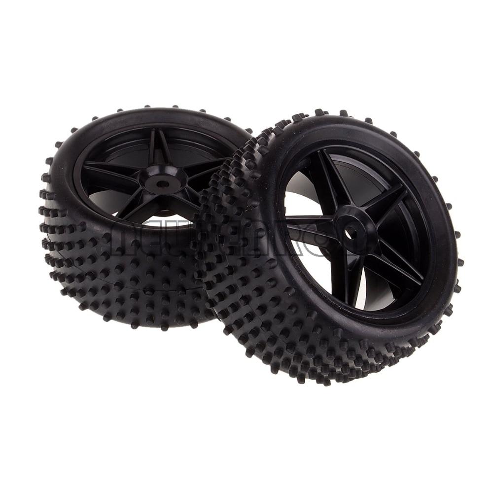 ¡Nuevo! 06026 1/10 ENRON, Buggy Off Road, llanta para rueda trasera y neumáticos compatibles con HSP HPI Redcat, repuesto