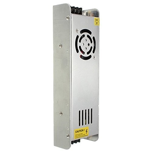 50 pces 360 w 12 v 30a interruptor fonte de alimentação interruptor driver adaptador transformador tensão para led strip light display 110 v/220 v