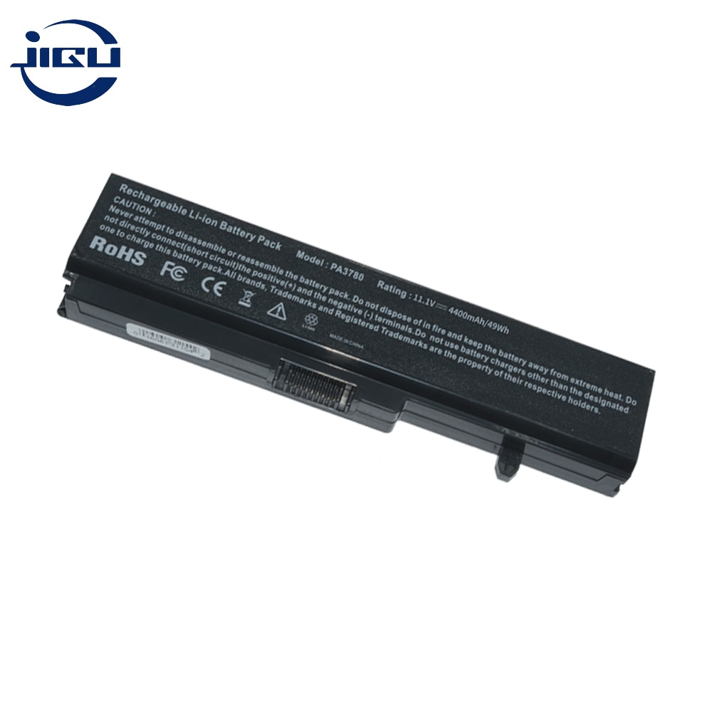 Batería para ordenador portátil jgu 4400 MAH 9Y1802354APF pavas215 pavas116 para Toshiba Portege T131 Satellite Pro T130 Satellite T110 T130D