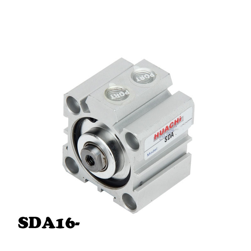 SDA16 full series standard cylinder thin stroke cylinder Calibre 5-100 stroke cylinder..