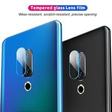 2 pièces caméra arrière lentille protecteur décran Film de verre pour Meizu Note 8 Pro 7 Plus Film de protection souple pour Meizu 16th plus X8 M6T