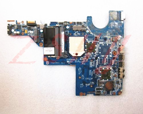 Pour HP CQ42 CQ62 G62 G42 CQ56 G56 ordinateur portable carte mère 592808-001 DA0AX2MB6E0 ddr3 Livraison Gratuite 100% test ok
