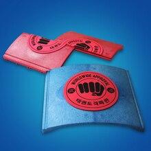 Wholesale High quality ABS Blue Taekwondo Board Tile Break Plate can Repeated Use Taekwondo Kick Pads Thicken TKD Broken Tiles