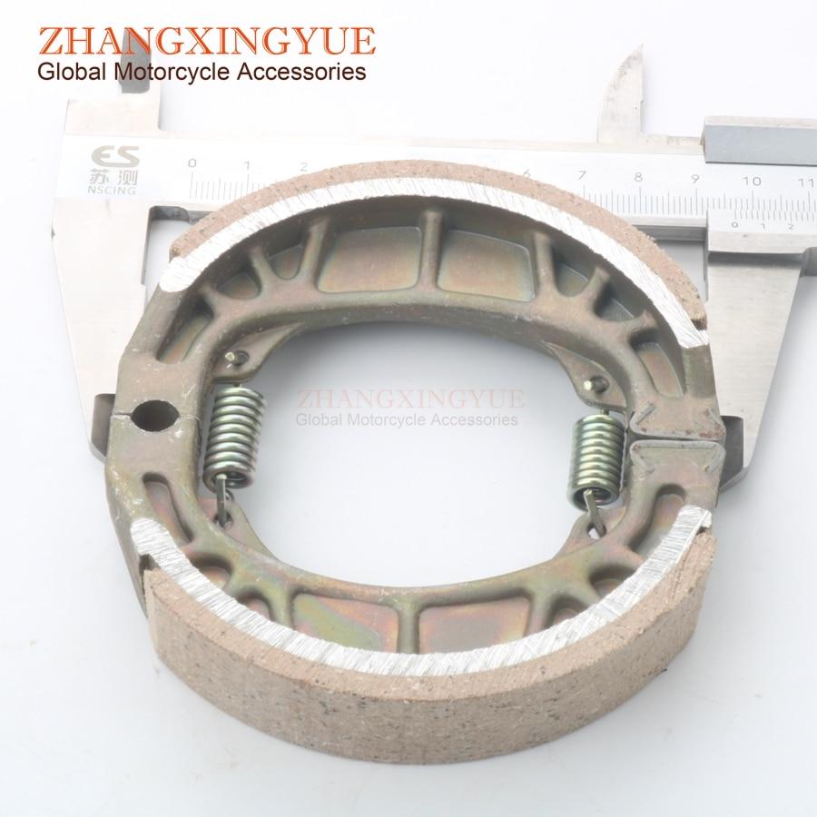 Тормозные колодки для скутера RS ULTIMA Fahnder Roadrunner Super Sonic Virtuality Zero One 50cc 2 такта
